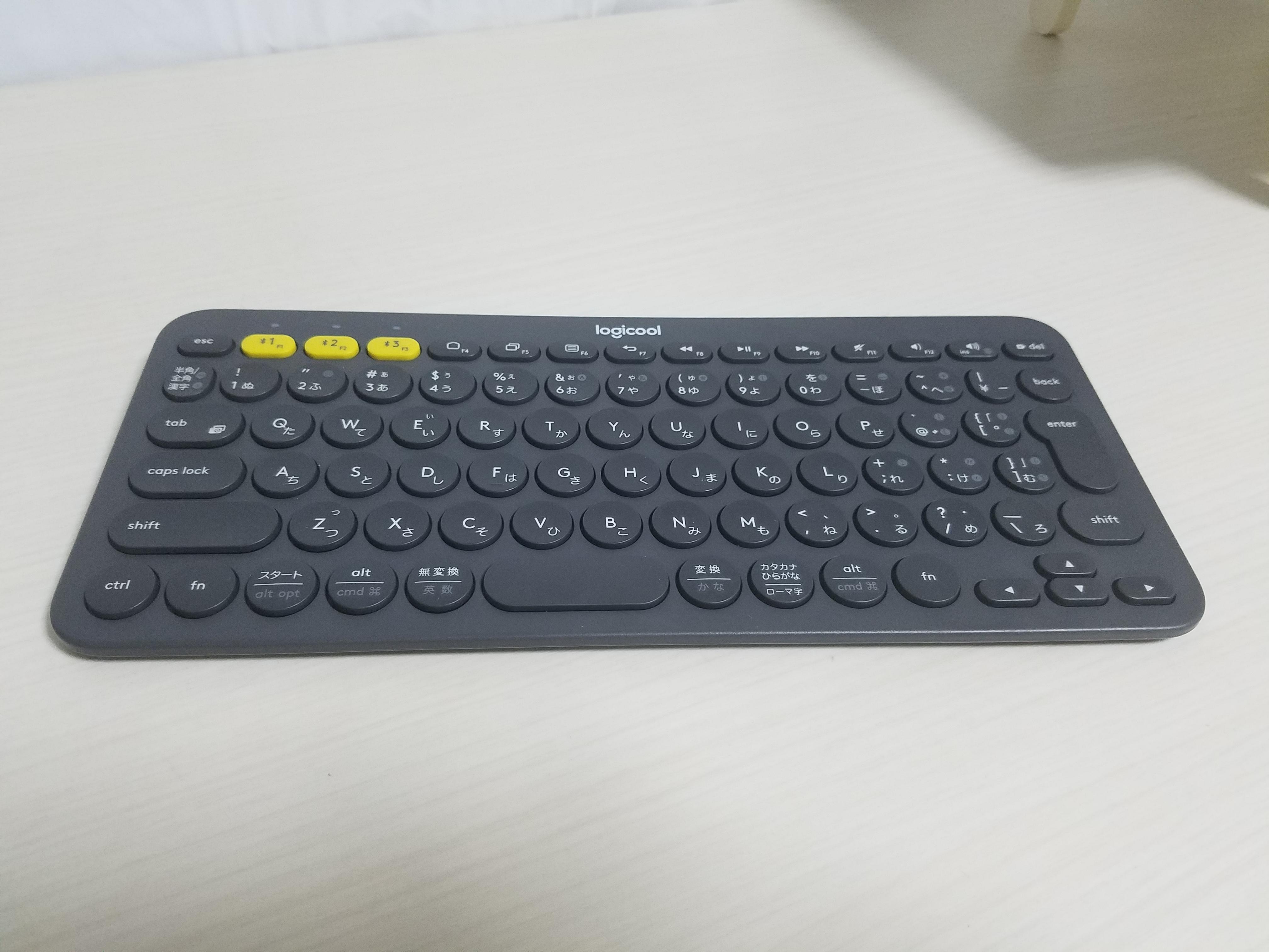 ロジクールキーボードK380