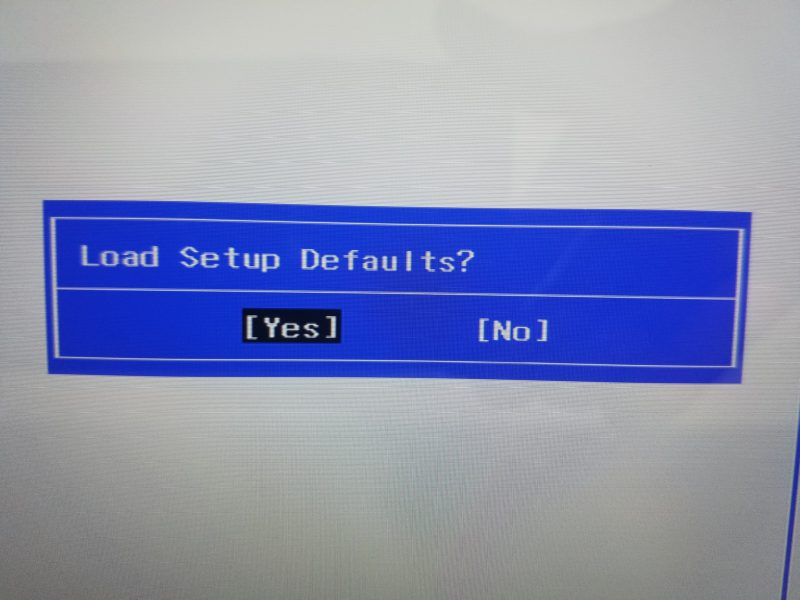 BIOSの初期化の流れ3