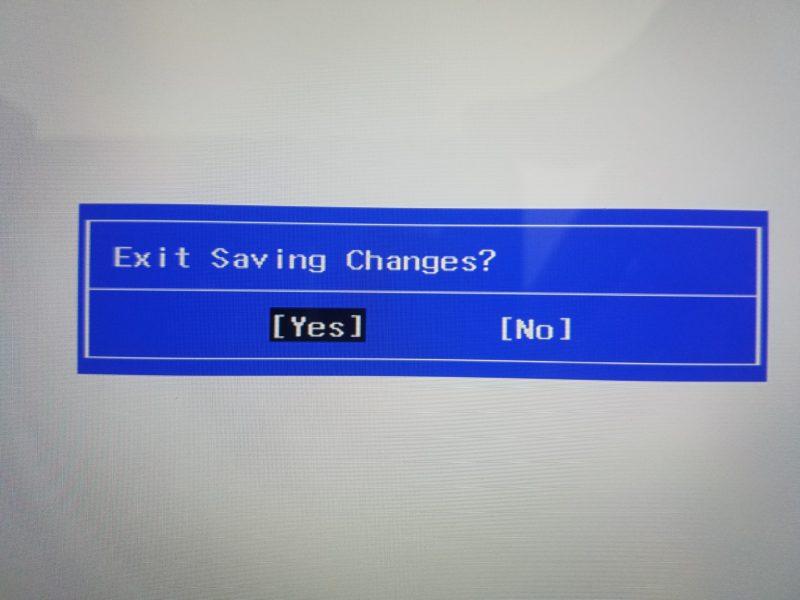 BIOSの初期化の流れ5