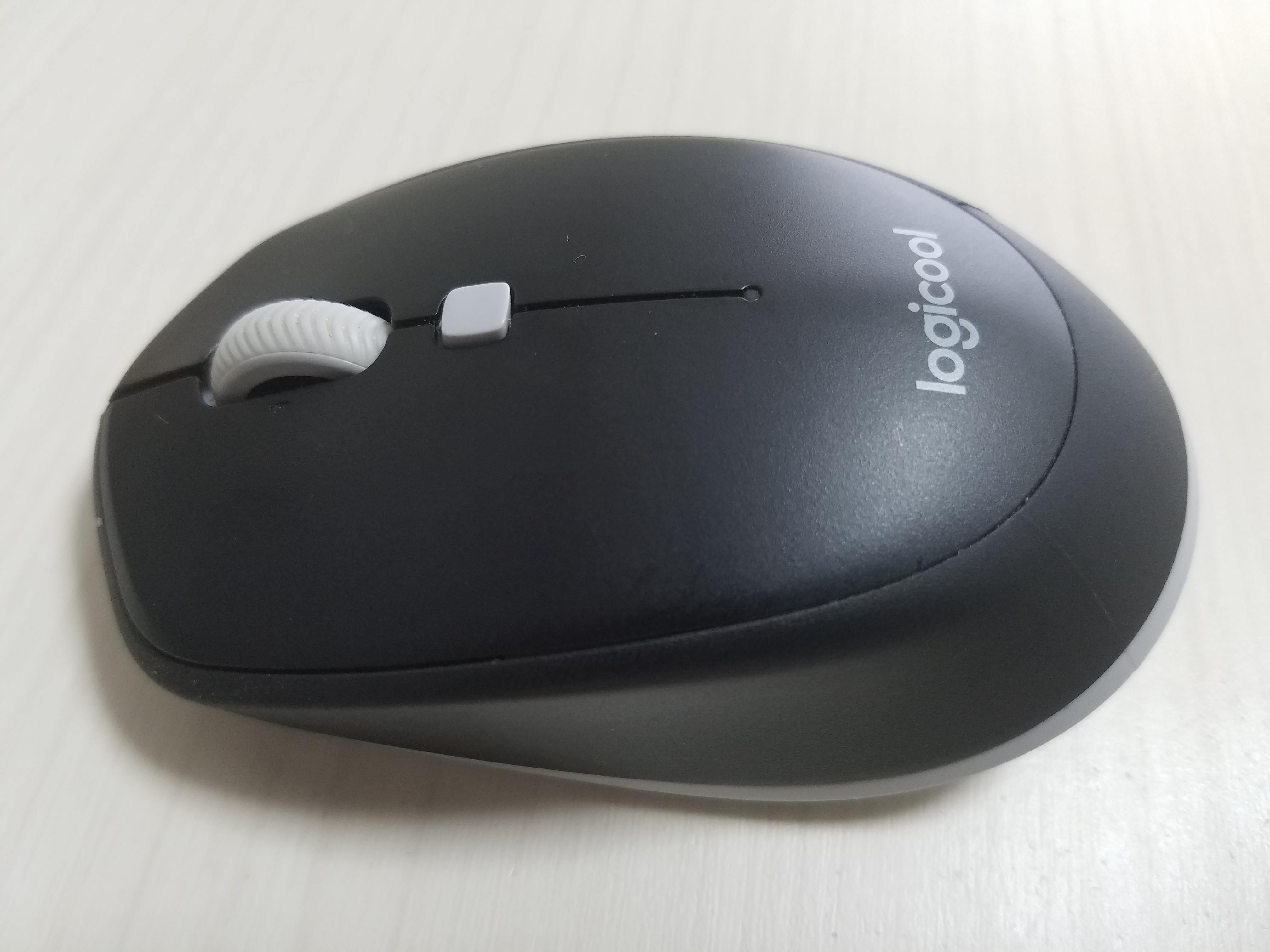 ロジクールマウスM337