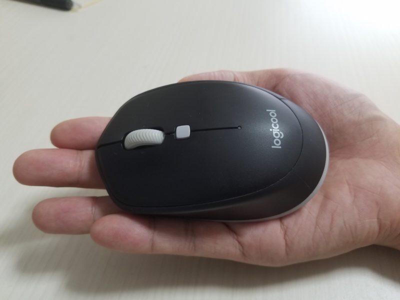 コンパクトなマウス