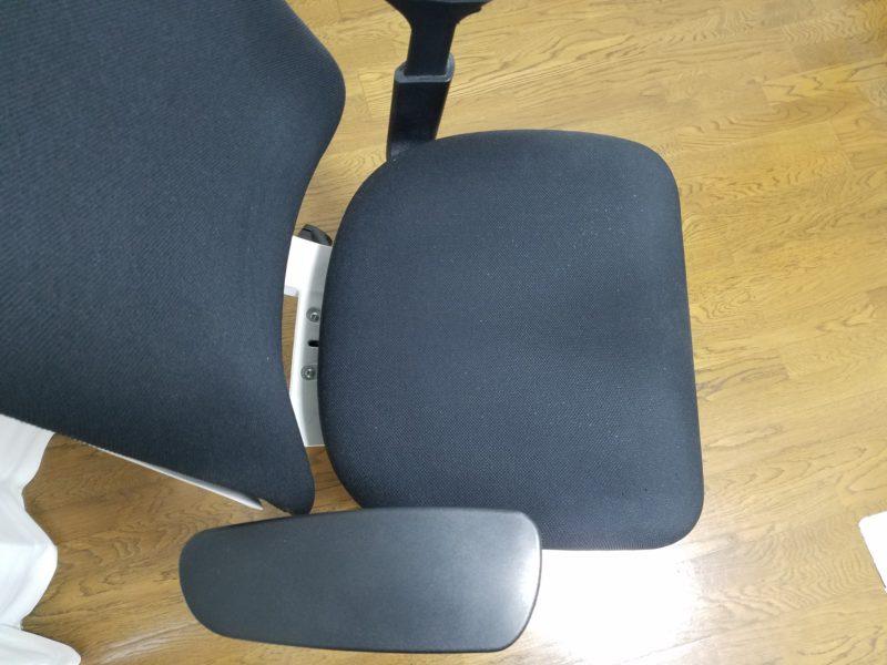 椅子最高座面奥行