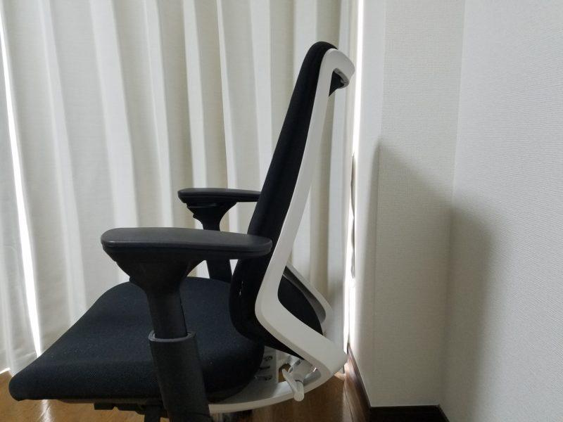 椅子ロッキング1段目