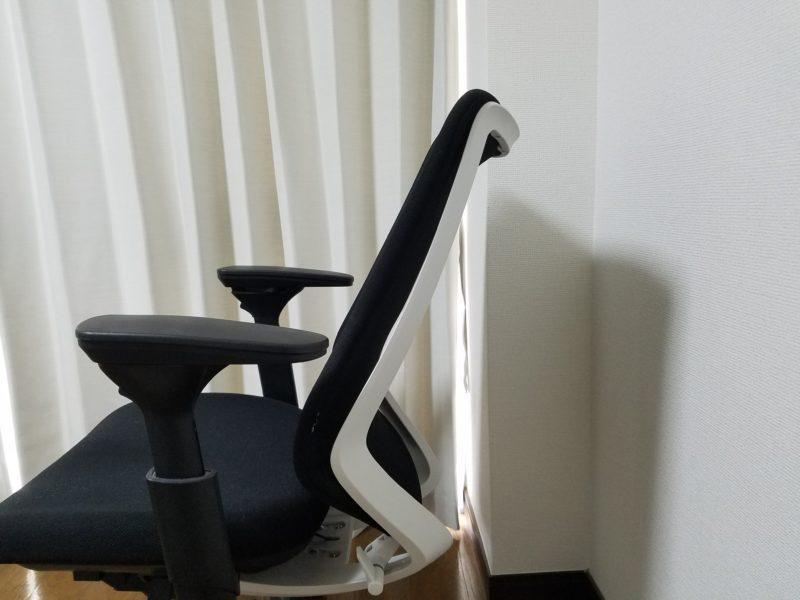椅子ロッキング2段目